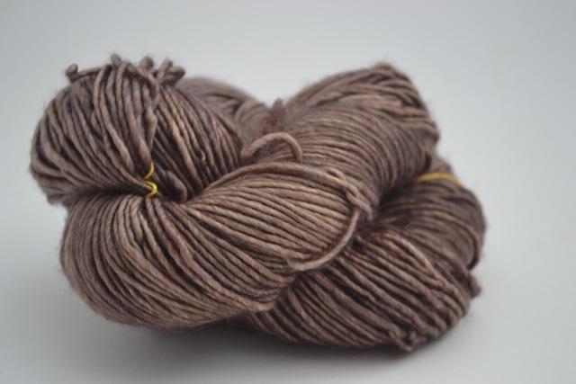 Madelinetosh DK in French Grey